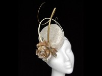 Fiona Mangan Millinery Audry
